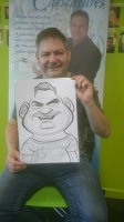 Caricature Cheaster Artists Manchester Liverpool